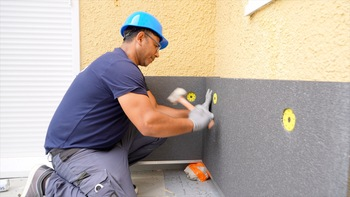 Isolation thermique des murs par l'extérieur